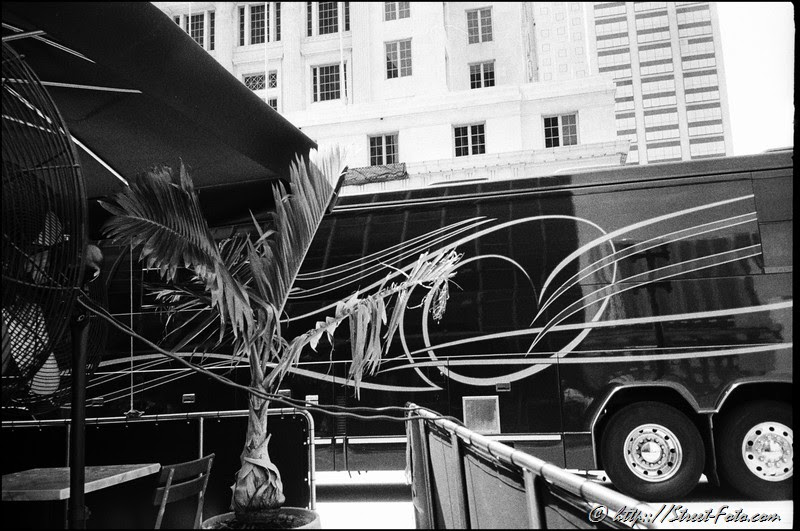 View at Flagler Street in Downtown Miami, Florida, USA, 2010. Street Photography of Miami, San Francisco and Key West by Emir Shabashvili, see http://street-foto.com, http://miamistreetphoto.com, http://miamistreetphotography.com or http://miamistreetphotographer.com