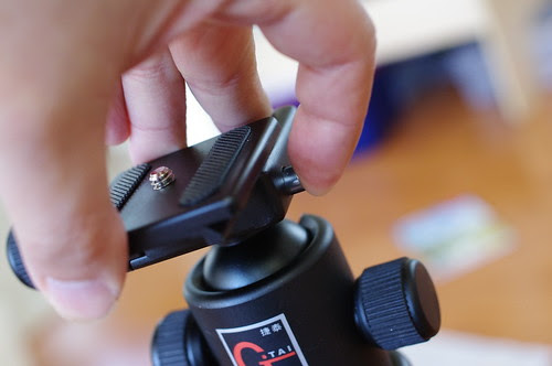 KS-0 professional tripod ballhead from Hong Kong