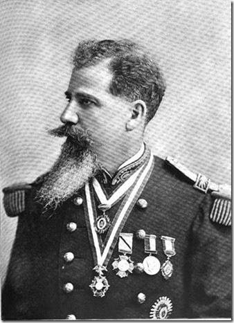 General Bernardo Reyes