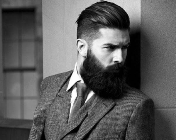 Lange Haare Und Bart Kunstopde