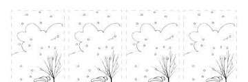 Winter Coloring Bookmarks