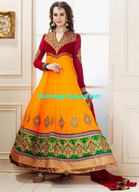 Anarkali-Bridal-Wedding-Dress-Collection 2013-Beautiful-Best-Anarkali-Clothes-Online-Stores-5