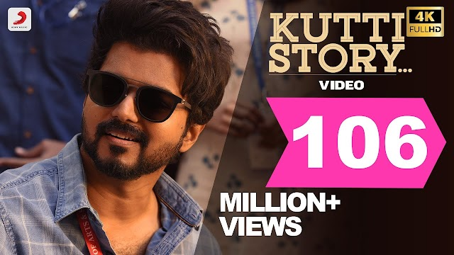 Kutti Story-lyrics Thalapathy Vijay & Anirudh Ravichander