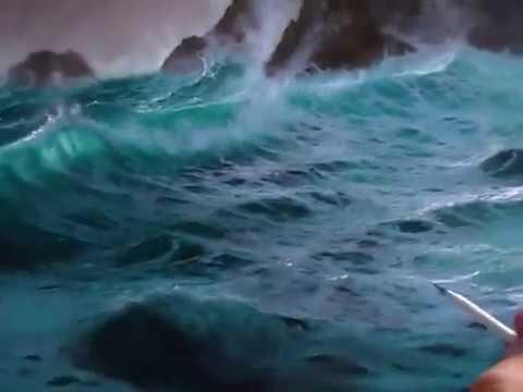 Youtube Acrylic Painting By Karen Illar