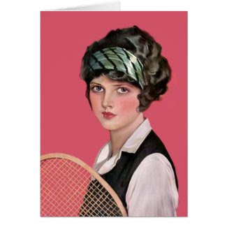 Tennis Anyone card
