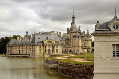 Château de Chantilly, France (by erikomoket)
