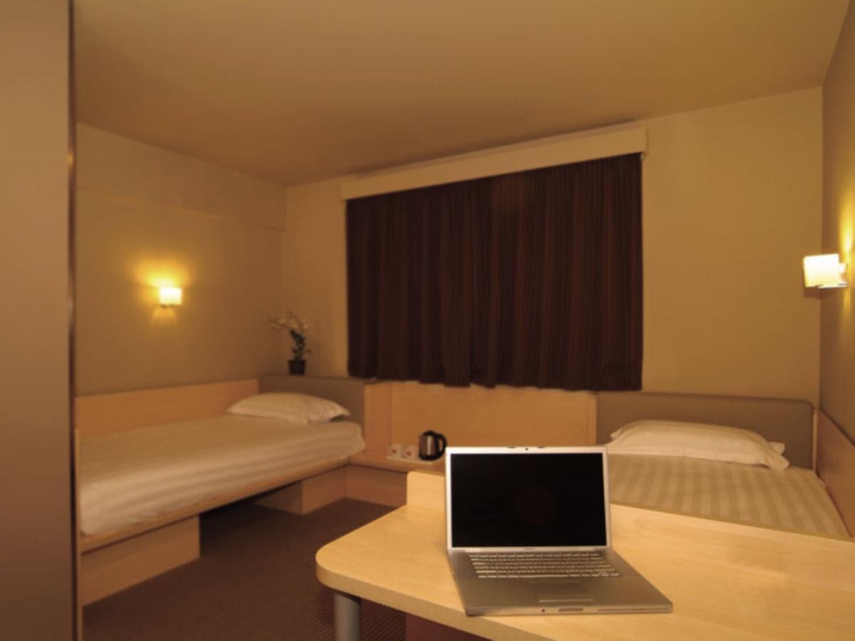 Review Beijing Yoyo Hotel