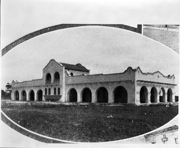 Railroad depot - Sarasota, Florida