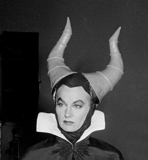 Eleanor Audrey,  Live action model, Maleficent