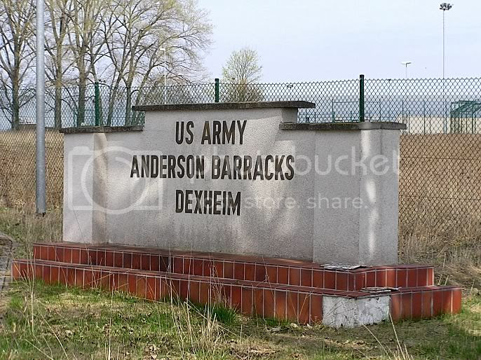 Dexheim - Anderson Barracks, Apr 2011