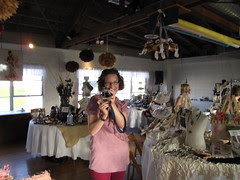 Artistic Affaire: Amy's Booth!
