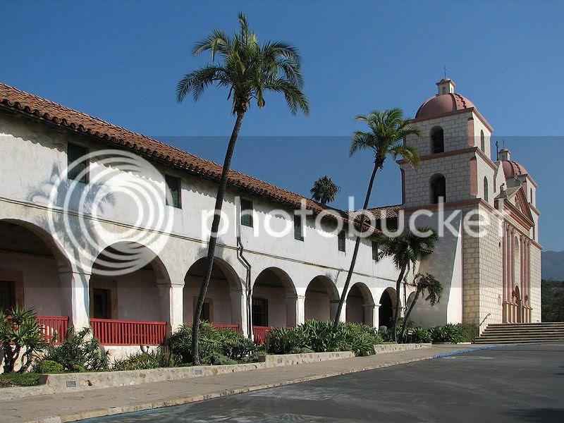 Places to visit in Santa Barbara CA