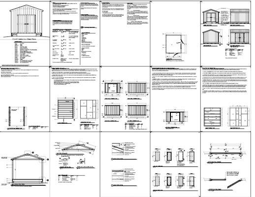 Juni 2017 – 12X18 Garage Plans