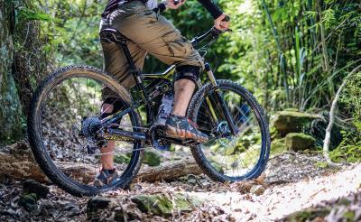 騎著登山車,享受山林探險的刺激吧!