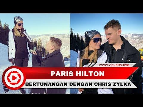 Cincin tunangan Rp 27 Miliar Untuk Paris Hilton
