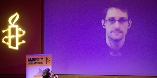 Forced To Acknowledge Snowden, They Heap On The UnTruths