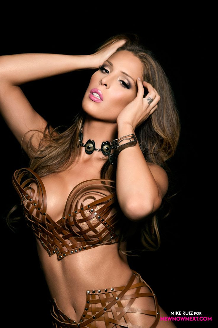 Carmen Carrera. More than just a pretty face!!!!