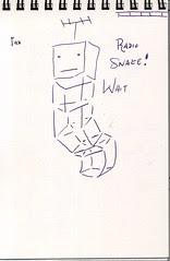 """Lost"" Sketchbook - page 10"