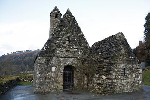 Saint Kevin Church