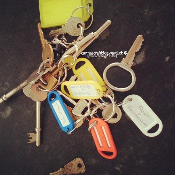 Loads of keys