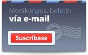 Boletín de novedades por e-mail