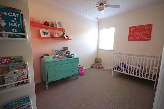 Halle's Bedroom - October 2013