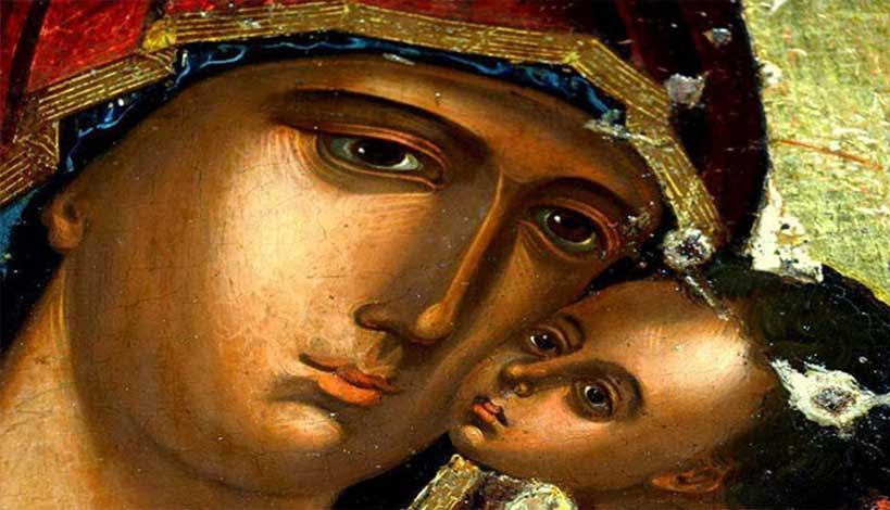 Η θαυμαστή εικόνα της Παναγίας που δεν έχετε δει