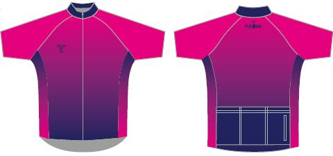 Custom Blank Cycling Jersey Design Template Cyclingbox