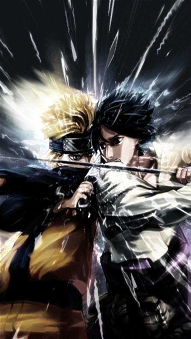 Naruto And Sasuke Wallpaper Shippuden