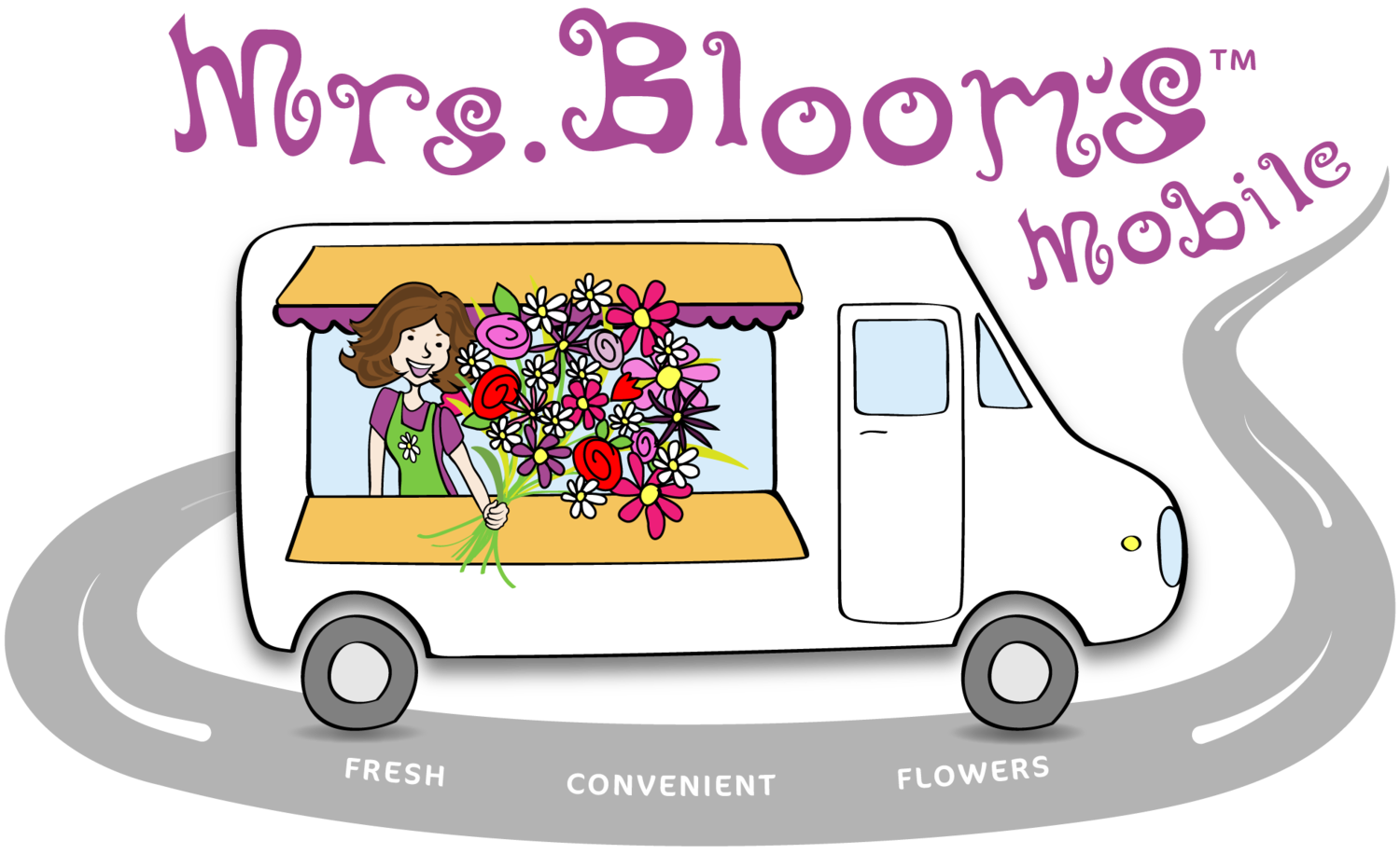 Mrs. Bloom Mobile