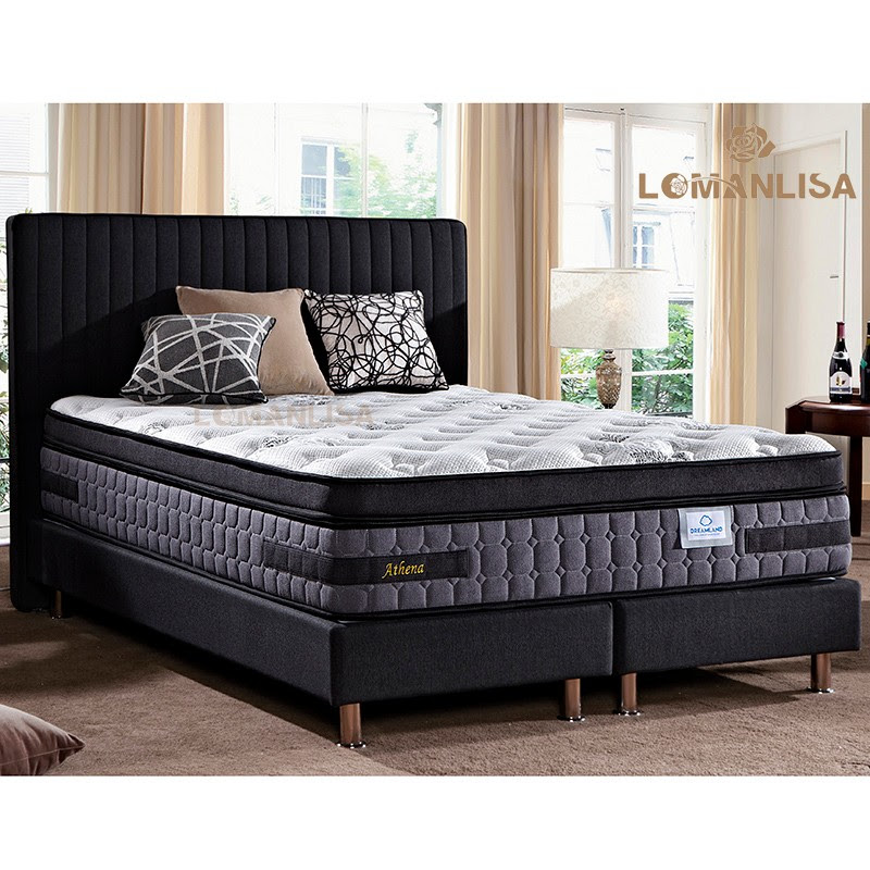 2016 New Design Bedroom Furniture Pocket Spring Memory Foam Mattress From Chi