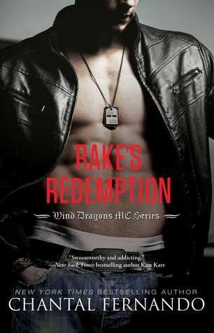 Rake's Redemption (Wind Dragons MC #4) by Chantal Fernando