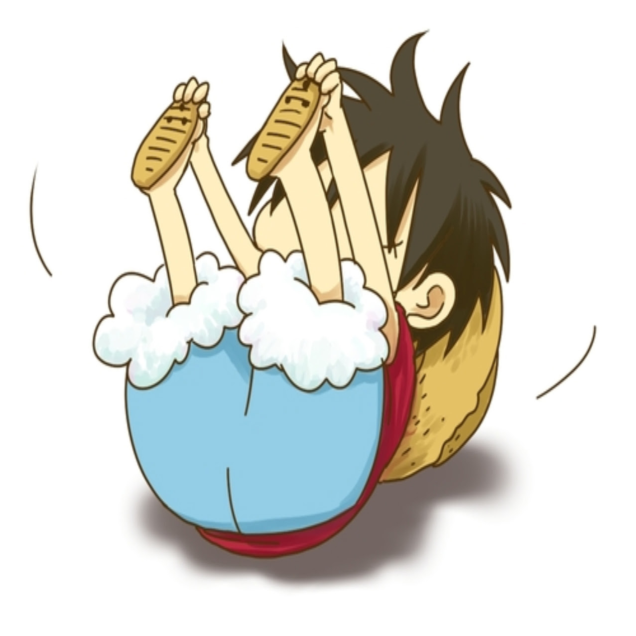 Download Wallpaper Luffy Cute One Piece Hd Cikimm Com