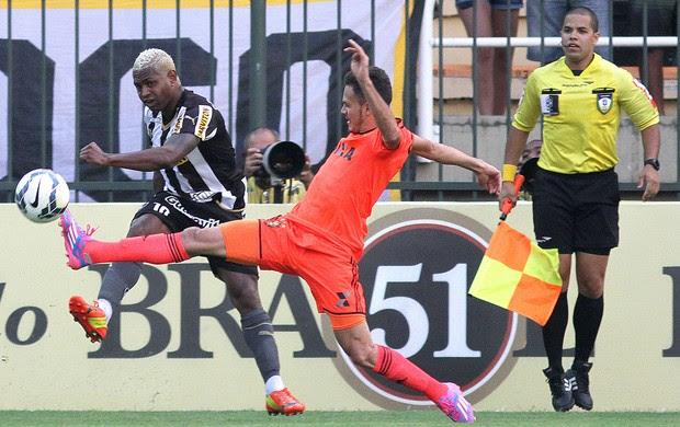 Jobson, Botafogo X Sport (Foto: Vitor Silva / SSpress)