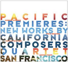 Quartet SF Pacific Premieres