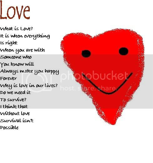 cute love poems your girlfriend