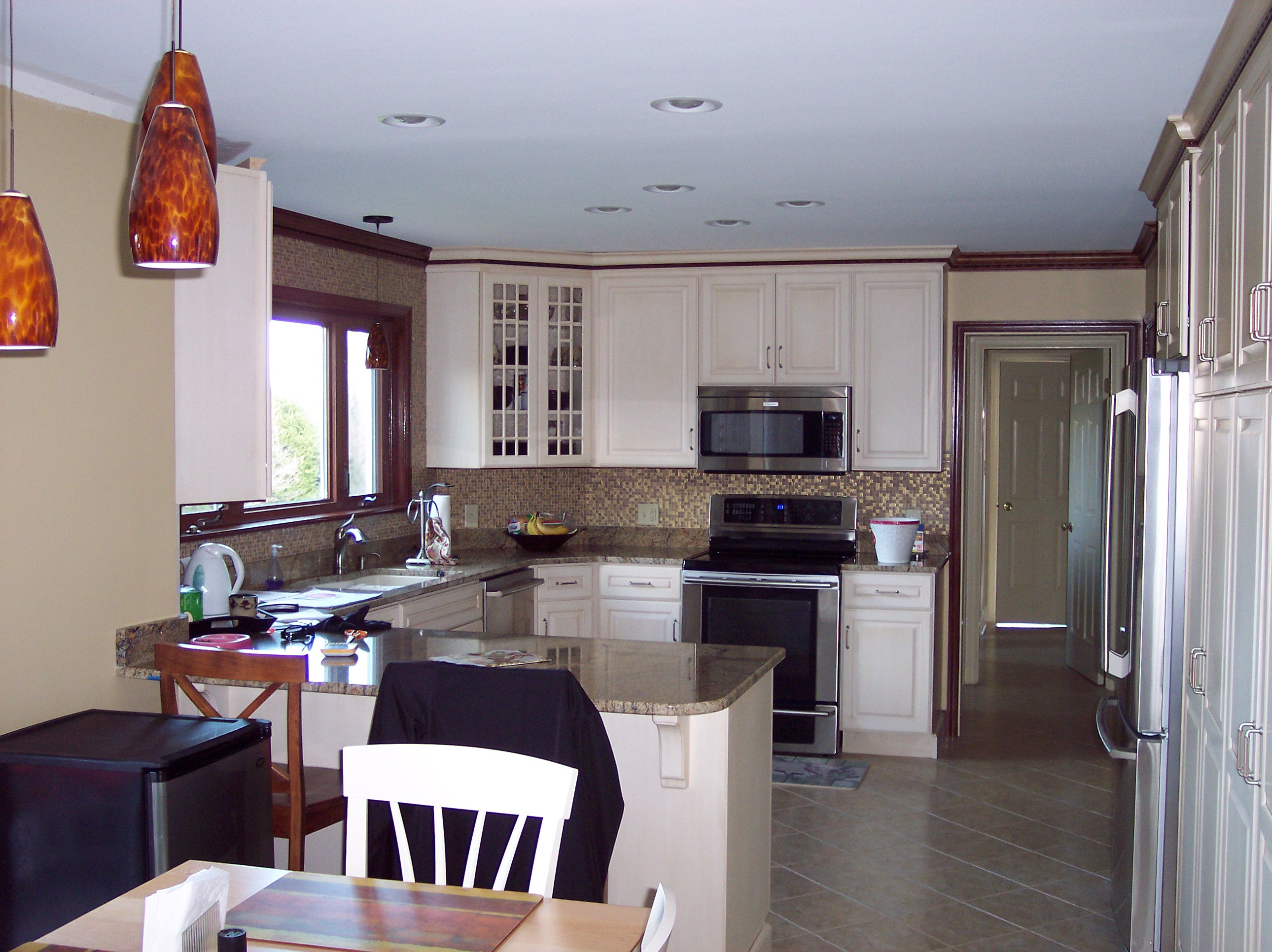 Types of Kitchen Counters