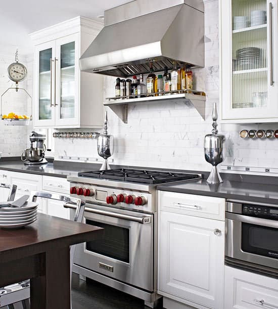 Most Popular Kitchen Cabinet Features - Melton Design Build