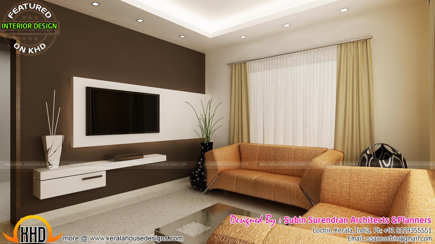 Modern Living Room Kerala Style 24 Inspiring Design ...