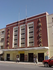 Cinema Impero, Asmara