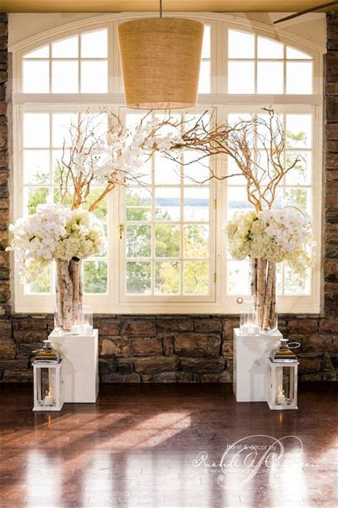 35 Dreamy Indoor Wedding Ceremony Backdrops   Deer Pearl
