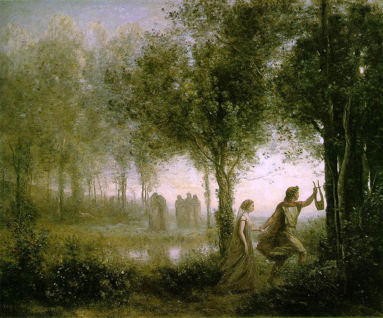 Jean-Baptiste-Camille-Corot-Orphée