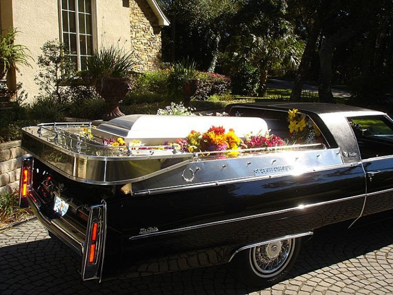 1975 Cadillac Fleetwood for sale - Classic car ad from ...