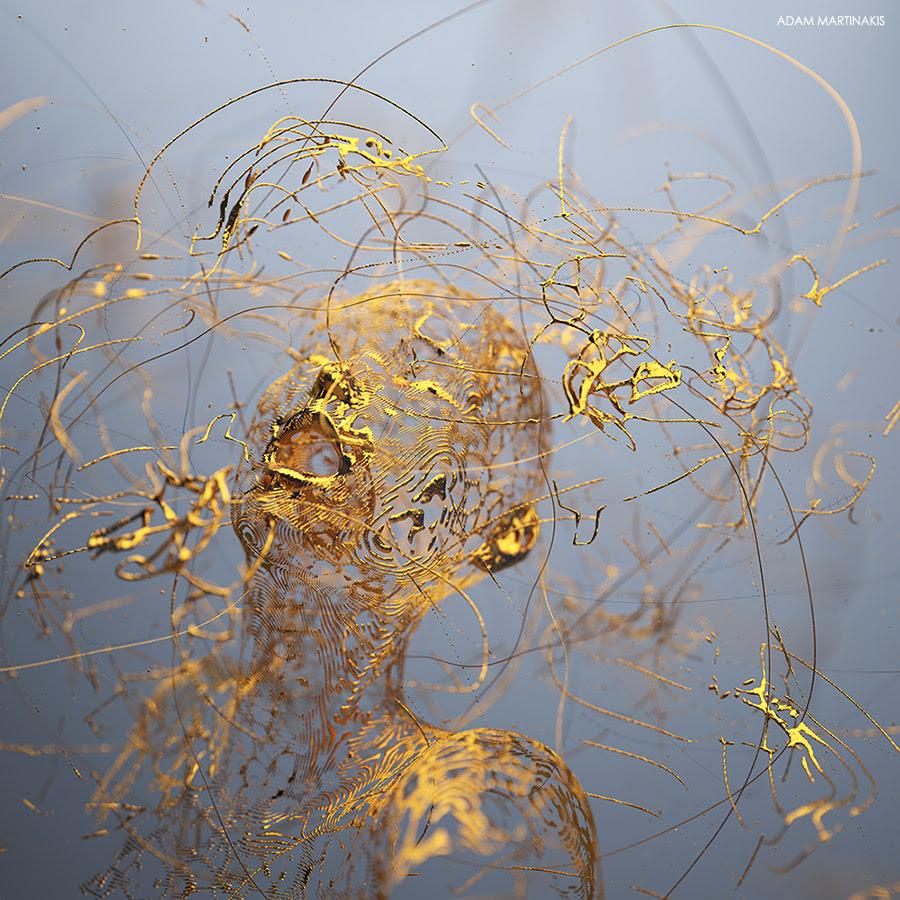Obras digitais por Adam Martinakis Explore Foto realista Surrealismo surrealismo foto realismo Ilustração Digital 3D
