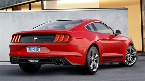 ford unveils pony pack  ford mustang ecoboost  nod