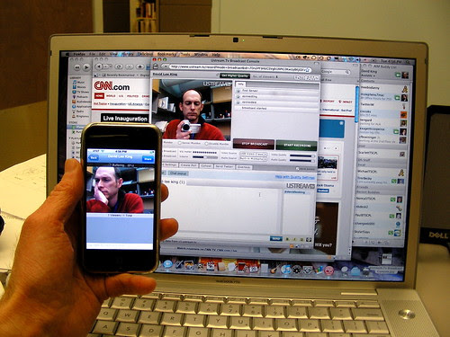 ustream.tv - the iPhone version by davidking.