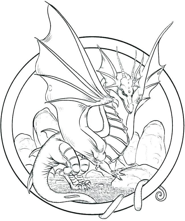 Easy Coloring Pages To Draw at GetColorings.com | Free ...