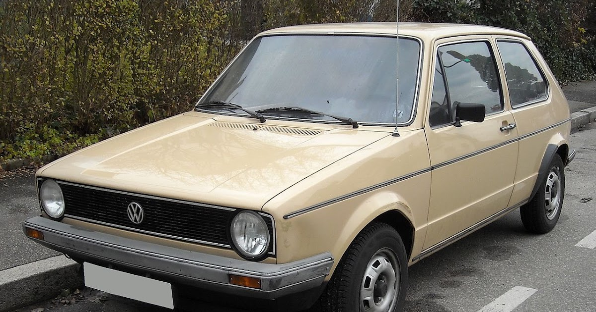 Pathological Hate History Of The Volkswagen Golf