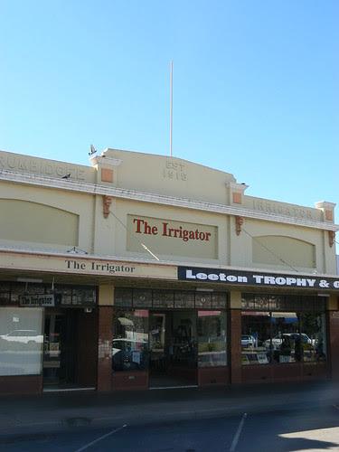 The Irrigator, Leeton