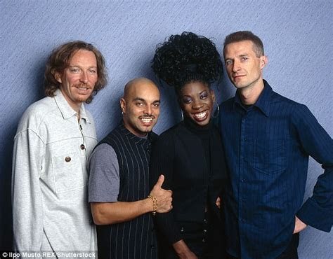 Shovell from M People's shattering family secret   Daily